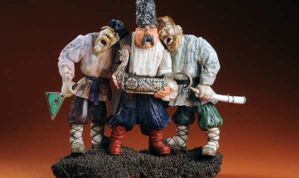 Konovalenko: Gem Carvings of Russian Folk Life at the Denver Museum of Nature and Science